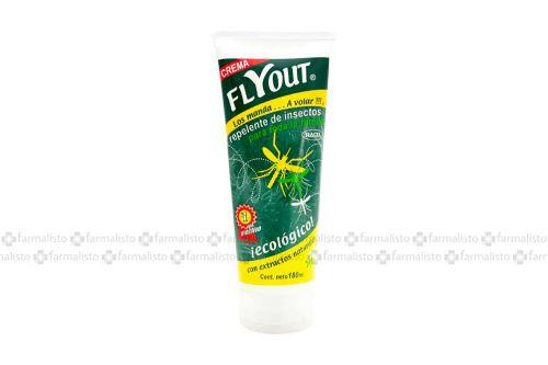 Flyout Crema Repelente De Insectos Tubo Con 180mL - Piel