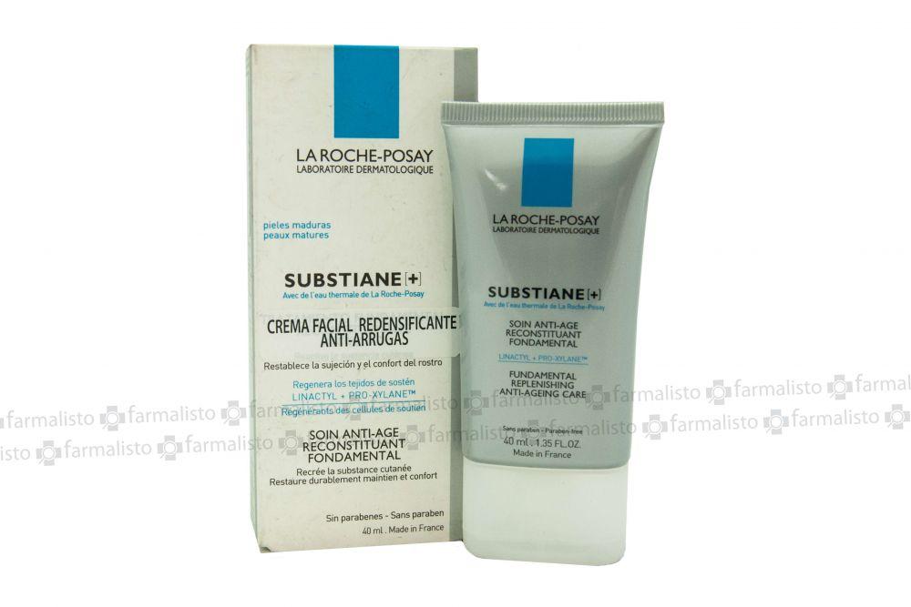 Substiane Crema Facial Anti-Arrugas Caja Con Frasco Con 40mL