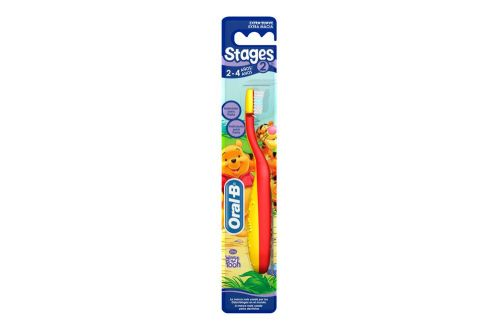 Oral-B Stages 2 Cepillo Dental Empaque Con 1 Pieza