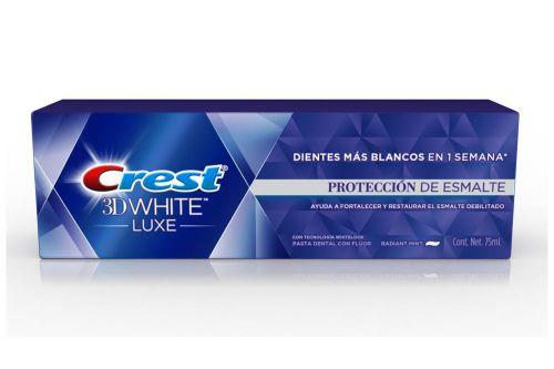 Crest 3D White Luxe Protección de Esmalte Pasta Dental 100 ml