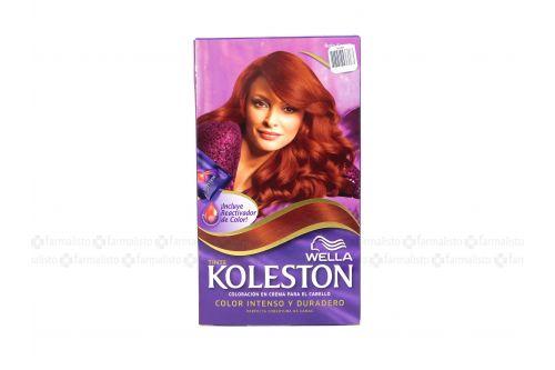 Koleston Tinte En Crema Caja Con 1 Aplicación Color 764 Rojo Fashion