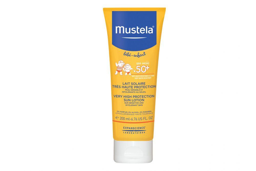 Mustela Spray Protector Solar Alta Protección Tubo Con 200 mL