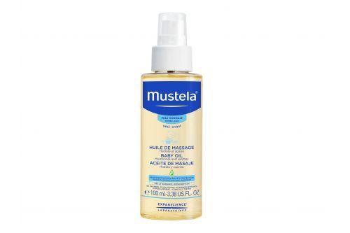 Mustela Aceite De Masaje 100 mL