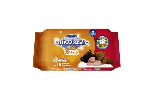 Toallitas Húmedas Chicolastic Classic Bolsa Con 48 Piezas