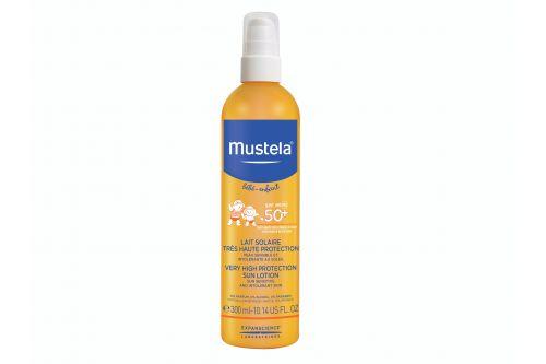 Mustela Loción Protector Solar Alta protección spray 300 mL