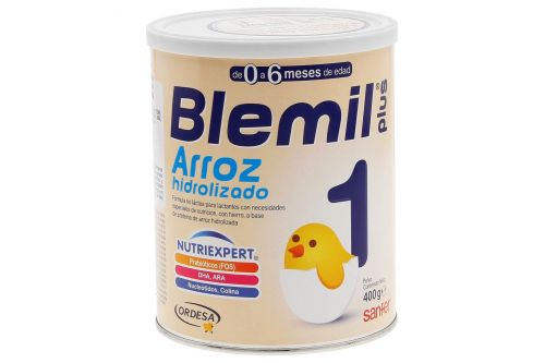 Blemil Plus Arroz 1 Bote Con Polvo De 400 g