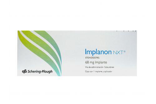 Implanon NXT 68 mg Con 1 implante y aplicador