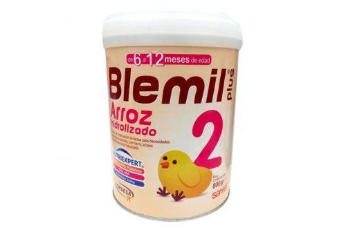 Blemil Plus Arroz 2 Lata Con Polvo 800 g