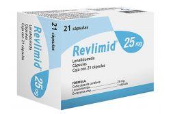 Revlimid 25 mg Caja Con 21 Cápsulas