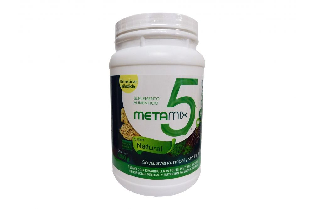 Metamix 5 Tarro Con 1050 g.