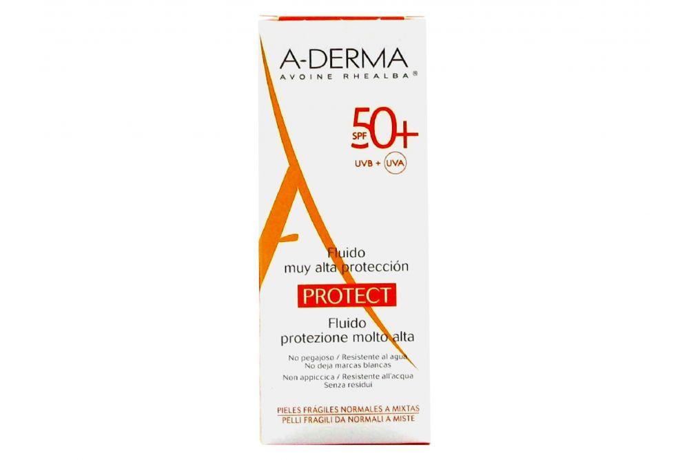 A-Derma Protect FPS 50 Frasco de 40 mL