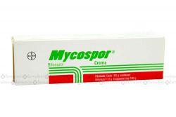 Mycospor Crema Caja Con Tubo Con 20 g