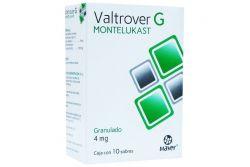 Valtrover G 4 mg Caja Con 10 Sobres