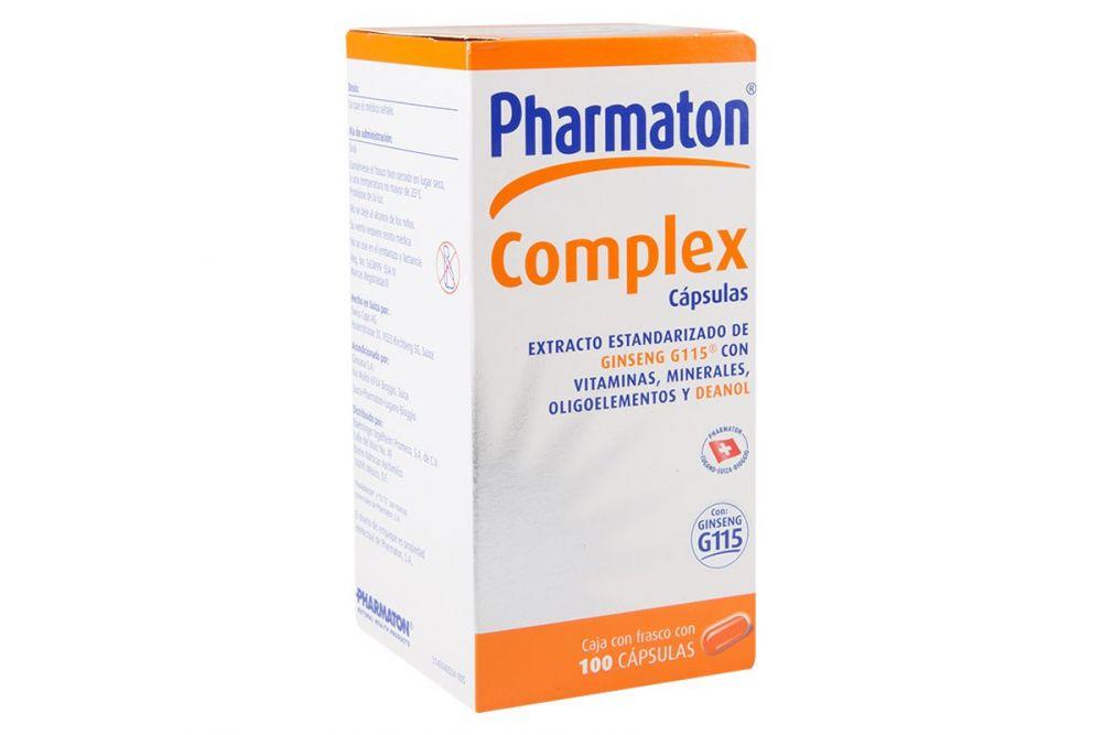 Comprar-Pharmaton-Complex-Caja-Con-Frasc
