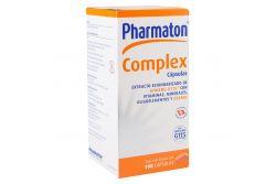Pharmaton Complex Caja con Frasco con 100 cápsulas