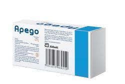 Apego 100 mg Caja Con 30 Tabletas