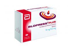 FRM-Blopress Plus 16 mg / 12.5 mg Caja Con 14 Tabletas