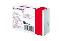 FRM-Blopress 16 mg Caja Con 14 Tabletas
