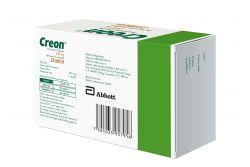 Creon 300 mg / 25000 Ui Caja Con 50 Cápsulas