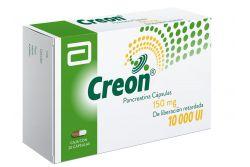 FRM-Creon 150 mg Caja Con 20 Cápsulas 10000 UI