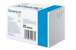 Depakene 250 mg Caja Con 30 Cápsulas