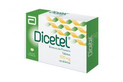 FRM-Dicetel 100 Mg Caja Con 28 Tabletas
