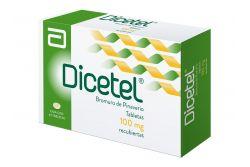 FRM-Dicetel 100 mg Caja Con 42 Tabletas Recubiertas