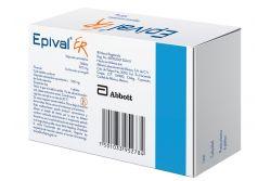 FRM-Epival ER 500 mg Caja Con 30 Tabletas
