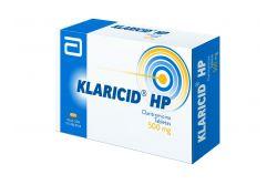 FRM-Klaricid HP 500 mg Caja con 10 Tabletas - RX2