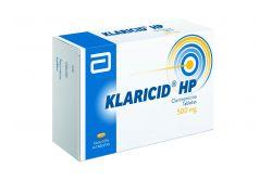 FRM-Klaricid HP 500 mg Caja Con 14 Tabletas -RX2