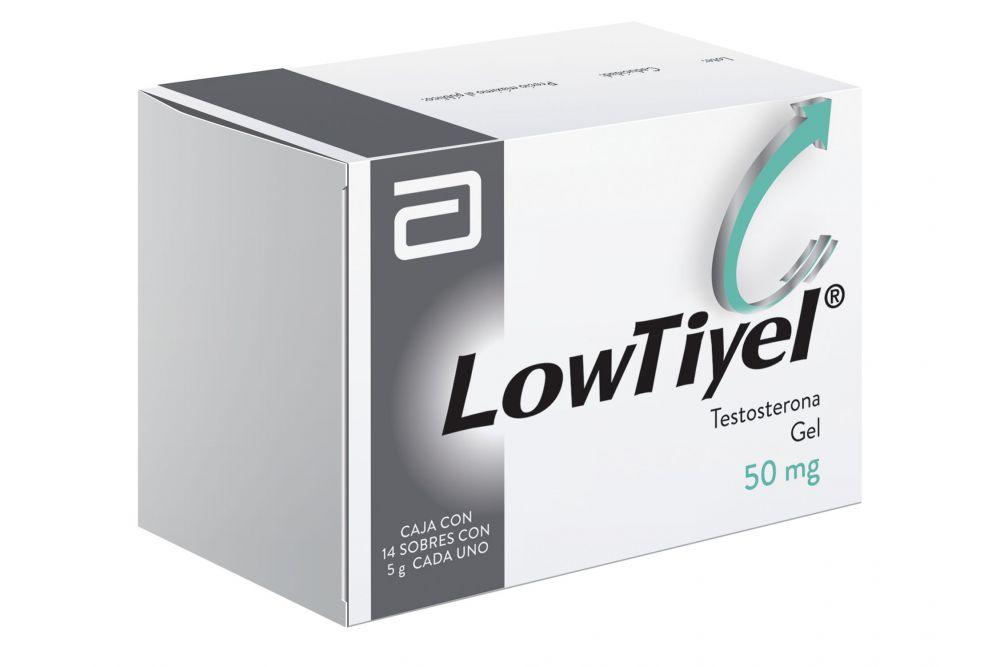 FRM-Lowtiyel 50 mg Gel Caja Con 14 Sobres Con 5 g