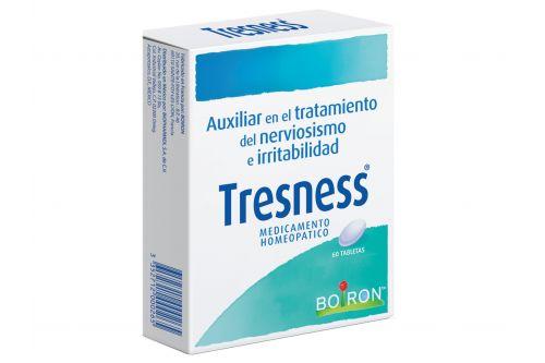 Tresness Caja Con 60 Tabletas