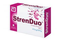 FRM-Strenduo 37.5 mg / 325 mg Caja Con 20 Tabletas