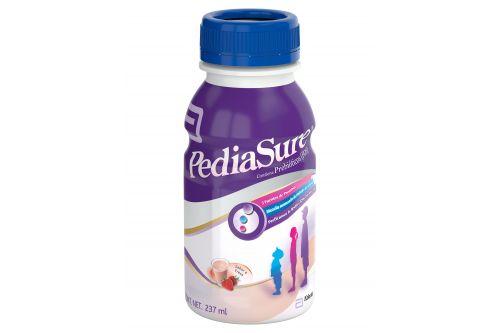 Pediasure Plus Envase Con 237 mL Sabor A Fresa