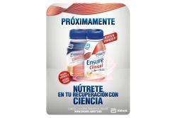 FRM-Ensure Clinical Envase Con 237 mL Sabor Chocolate