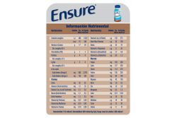FRM-Ensure Suplemento Alimenticio Líquido 237 mL Sabor Chocolate