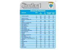 FRM-Similac 1 Lata Con 400 g