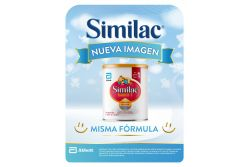 FRM-Similac Isomil 1 Polvo Lata Con 400g