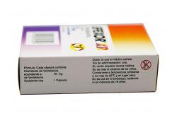 Efexor-XR 75 mg Caja Con 20 Tabletas