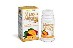 Mango Africano Greenside Caja Con Frasco Con 60 Cápsulas