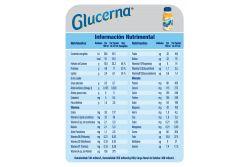 FRM-Glucerna Alimento Especializado Sabor a Vainilla Frasco Con 237 ML