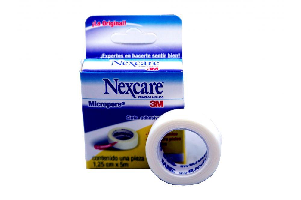 Nexcare micropore 3M Caja Con 1 Pieza