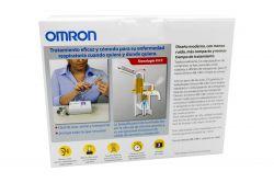 Omron Nebulizador De Compresor Caja Con Kit
