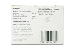 Aprovasc 300 mg / 10 mg Caja Con 28 Tabletas