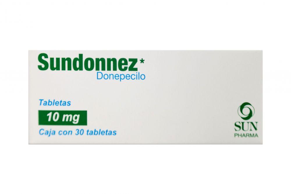comprar-sundonnez-10-mg-caja-con-30-tabl