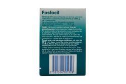 Fosfocil Infantil Solución Inyectable 0.5 g Frasco Ámpula-RX2