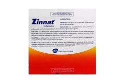 Zinnat  500mg Caja Con 10 Tabletas -RX2