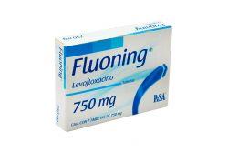 Fluoning 750 mg Caja Con 7 Tabletas - RX2