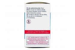 Leukeran 2 mg Caja Con Frasco Con 25 Tabletas RX3