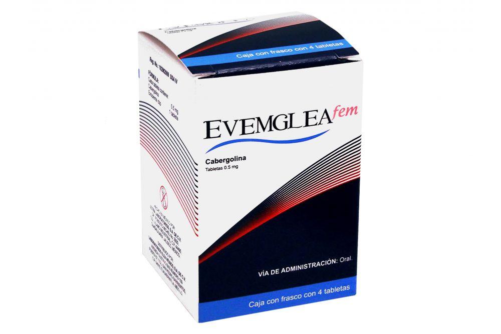 comprar-evemglea-fem-caja-con-4-tabletas